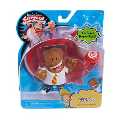 Captain Underpants George Figure