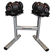 Bowflex 2-24Kg SelectTech Dumbbells & Bodypower Stand