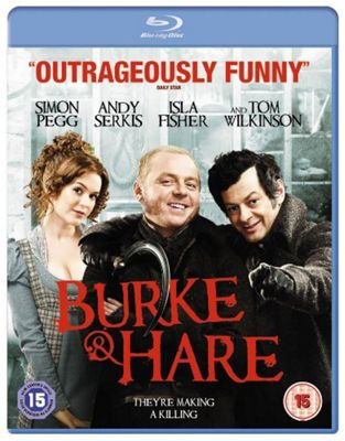 Burke And Hare Blu Ray