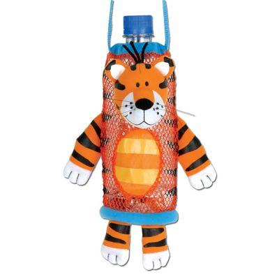Children's Water Bottle Holder - Tiger