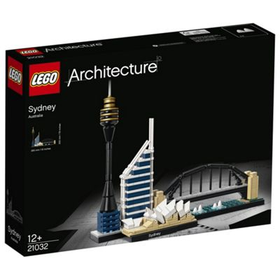LEGO Architecture Sydney 21032 Skyline Building Set