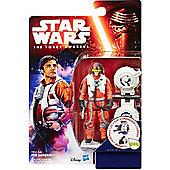 Star Wars The Force Awakens 3.75 inch figure - Poe Dameron