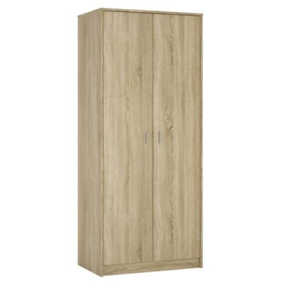Kensington 2 door wardrobe