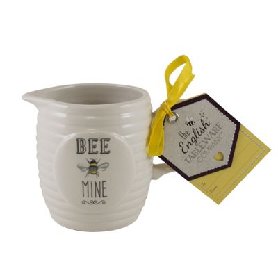 English Tableware Co. Bee Happy Creamer