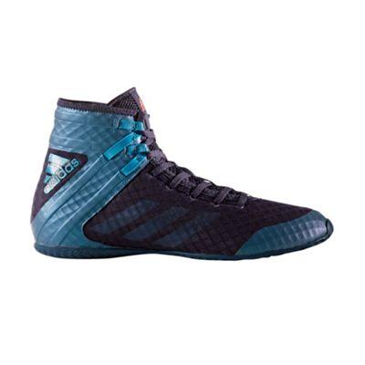 adidas Speedtex 16.1 Mens Boxing Trainer Shoe Boot Navy/Blue - UK 7