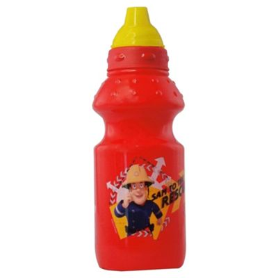 Fireman Sam bottle