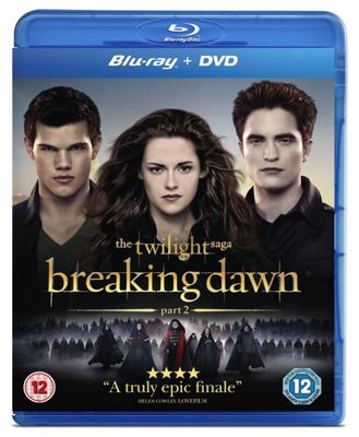 The Twilight Saga: Breaking Dawn - Part 2 (Blu-Ray & DVD)