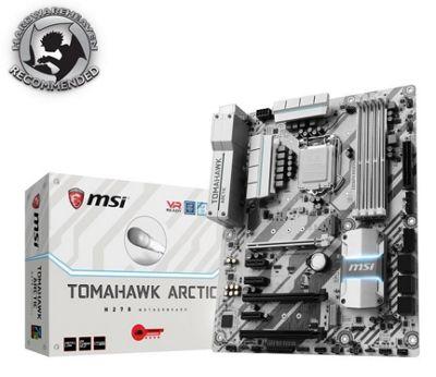 MSI H270 TOMAHAWK ARCTIC Motherboard