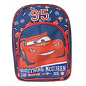 Disney Cars 'Lightning Mcqueen' Arch Pocket School Bag Rucksack Backpack