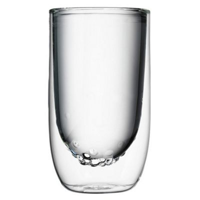 Set of 2 QDO Elements Double-Walled Glass - Water, 350ml