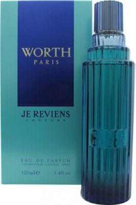 Worth Je Reviens Couture Eau de Parfum (EDP) 100ml Spray For Women
