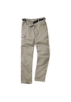 Craghoppers Ladies Kiwi Classic Walking Trousers - Grey