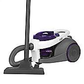 Russell Hobbs RHCV35PK04 Bagless Cylinder Vacuum Cleaner - White/Purple
