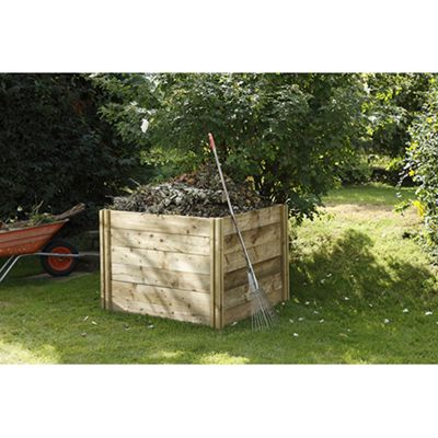 Forest Garden Slot Down Composter