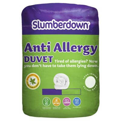 Slumberdown Anti Allergy 4.5 tog Duvet Double