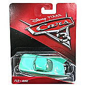 Disney Cars Flo Vehicle