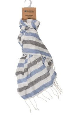 Mountain Warehouse Pebble Striped Womens Scarf