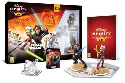 Xbox 360 Disney Infinity 3.0: Star Wars™ Starter Pack