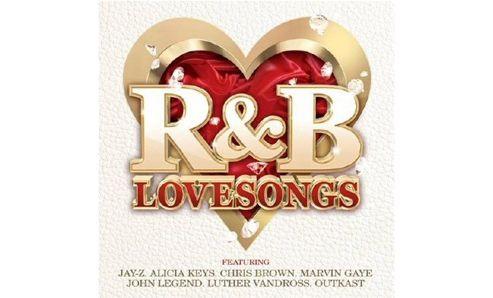 R&B Love Songs (2CD)