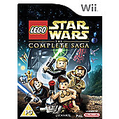Lego Star Wars - The Complete Saga - NintendoWii