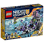 LEGO Nexo Knights Ruinas Lock & Roller 70349