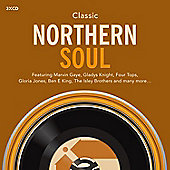 Various Classic Northern Soul (3CD)