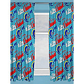 Disney Cars 3 Lightning Curtains 54""