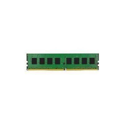 KINGSTON KVR21N15S8/8BK ValueRAM - DDR4 - 8 GB - DIMM 288-pin - 2133 MHz / PC4-17000 - CL15 - 1.2 V - unbuffered - non-ECC - (Components > Memory)