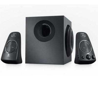 Logitech Z623 Speaker System - Black