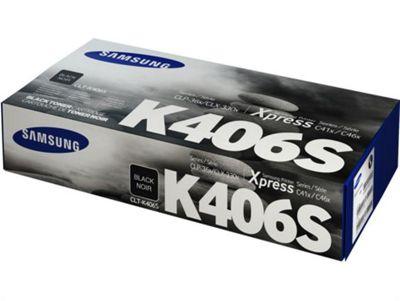 HP CLT-K406S Laser toner 1500pages Black Samsung 1500 pages