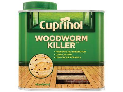 Cuprinol Low Odour Woodworm Killer 5 Litre