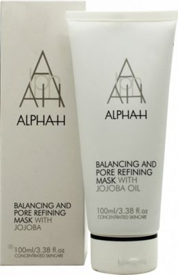 Alpha-H Balancing and Pore Refining Mask 100ml
