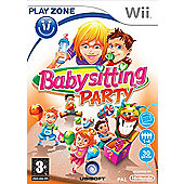 Babysitting Party - NintendoWii
