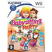 Babysitting Party - NintendoWii