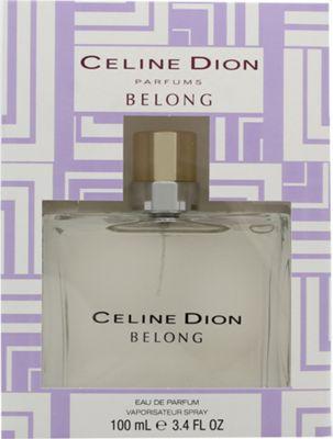 Celine Dion Belong Eau de Parfum (EDP) 100ml Spray For Women