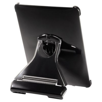 Hama Cover For Apple iPad2 also Stand - Black.