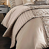 Kylie Minogue 'Celeste' Shell Satin Sequin Quilted Throw, 130 x 220 cm