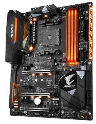 Gigabyte GAMING K7 AM4 Motherboard