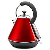 Andrew James Kettle, Traditional Pyramid Style, 1.8L, 3000W - Red