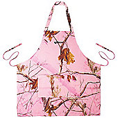 Realtree AP Pink Camo Apron - Two Pocket