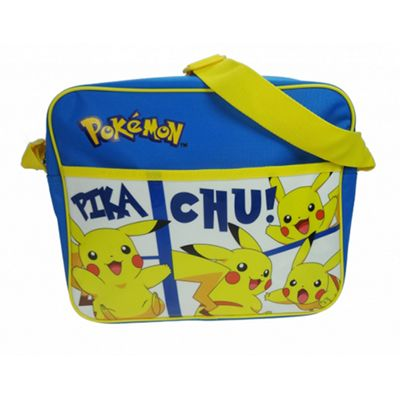 Pokemon 'Pikachu' Courier Shoulder Bag