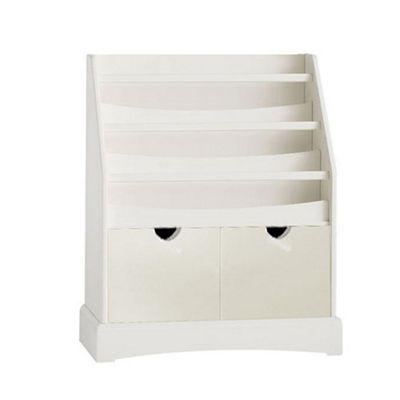 Parker 2 Drawer Bookcase