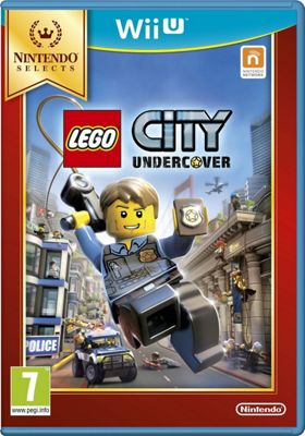 Wii U Lego City: Undercover Select