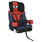Kids Embrace High Back Booster Car Seat with harness Group 1-2-3, Spiderman
