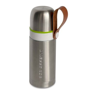 Black and Blum Box Appetit Stainless Steel Thermos Flask 350ml