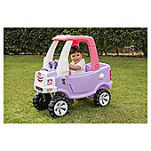 Little Tikes Cozy Coupe Truck Princess Ride on car