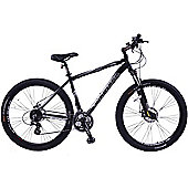 "Ammaco Team 29Er Series 3 Mens 29"" Alloy Bike Disc Brakes 16"" Frame"
