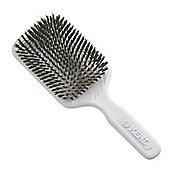 Kent Extra Large Pure Bristle Cushion Based Hair Brush - AH12 White