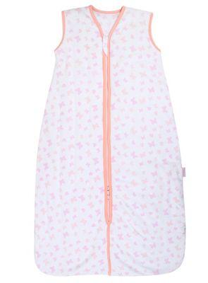 Snoozebag Baby Sleeping Bag - Butterflies & Hearts (2.5 tog, 6-18 months)