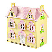 Butterbee Cottage Wooden Dolls House
